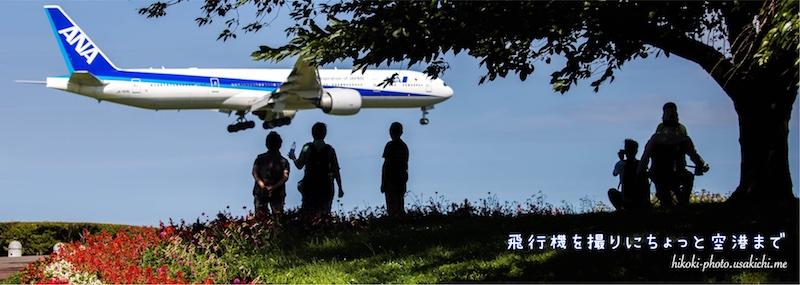 飛行機を撮りにちょっと空港まで